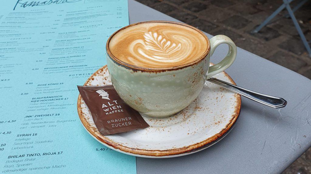 Cappuccino Ramasuri