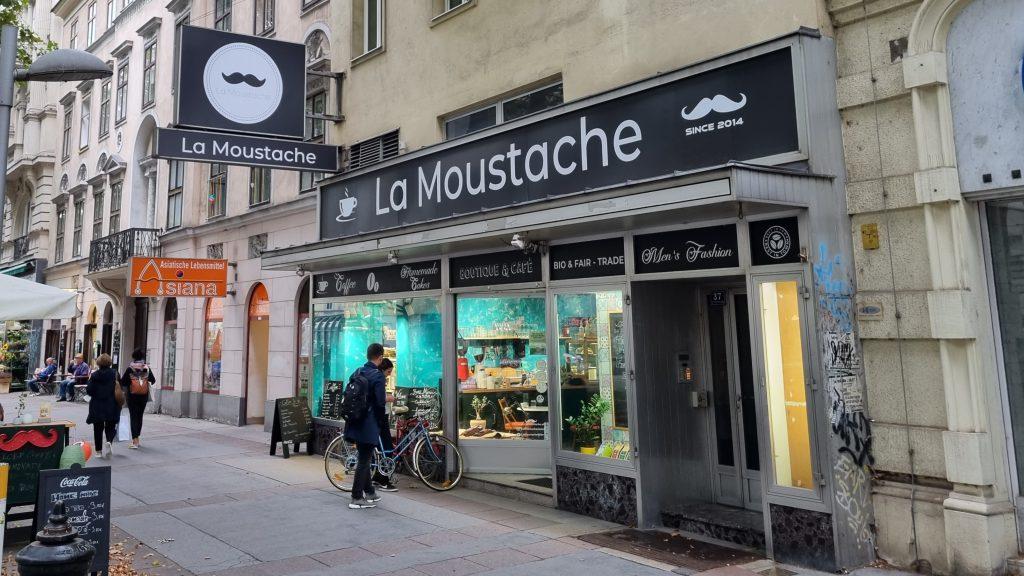 La Moustache Café