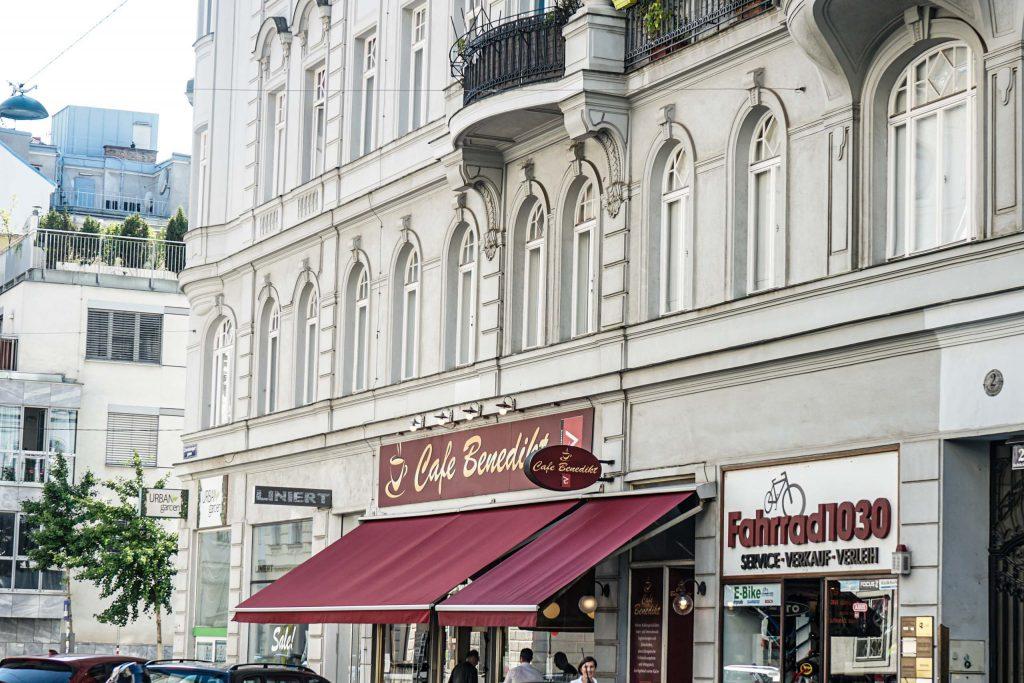 Café Benedikt