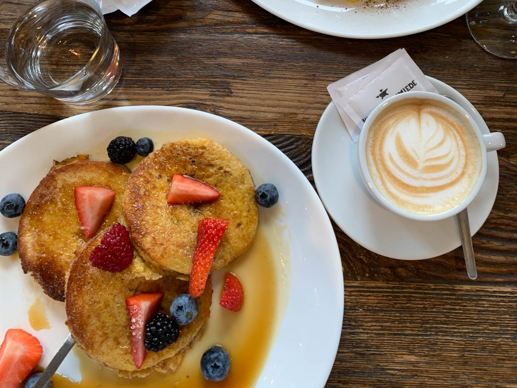Cafe Francais Pancakes
