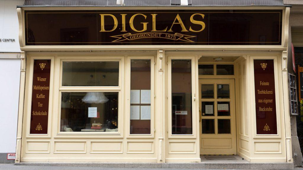 Café-Restaurant Diglas