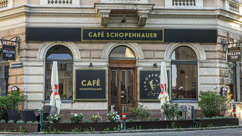 Cafe Schopenhauer