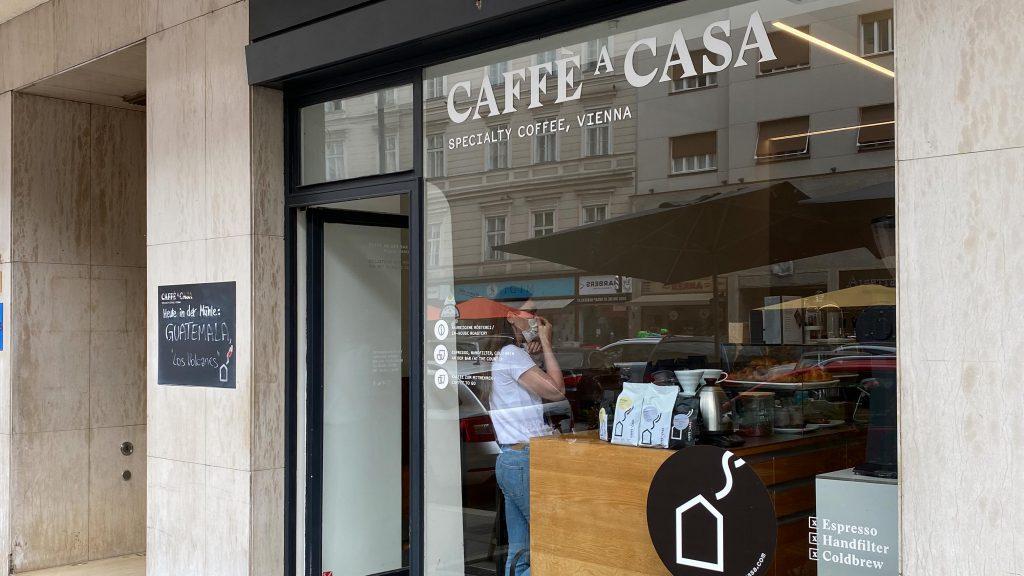 Café a casa