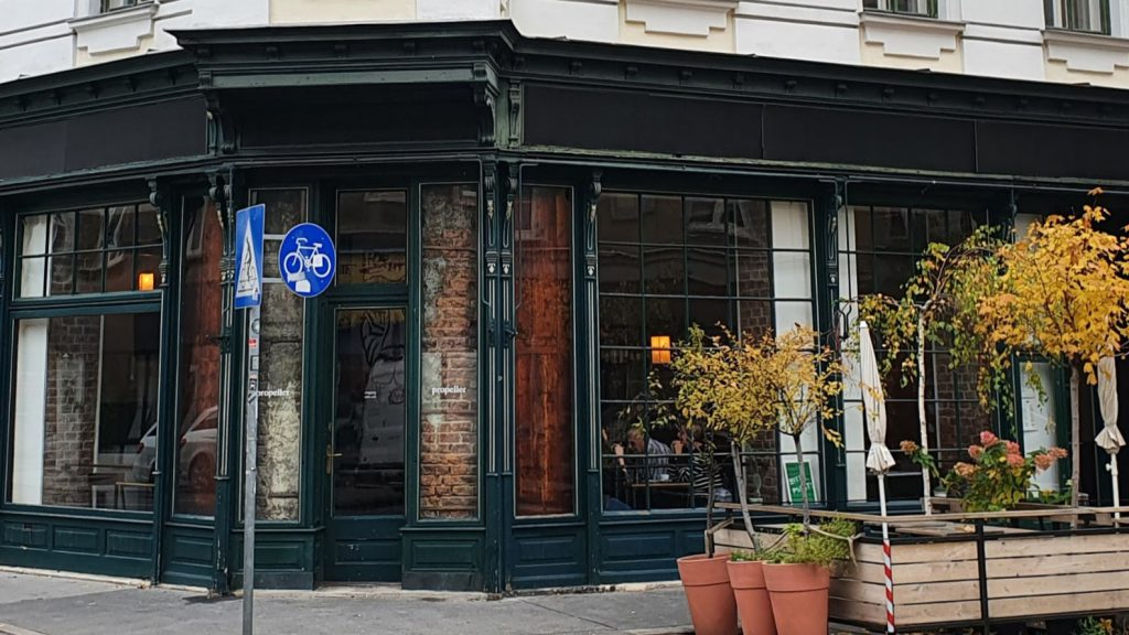 Propeller Café