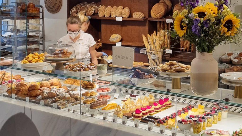 Französische Cafés in Wien