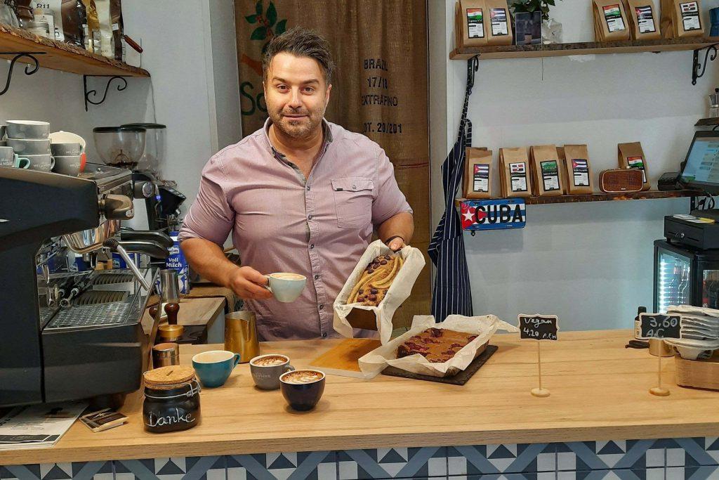 Case Study Melangerie Kaffeegenuss