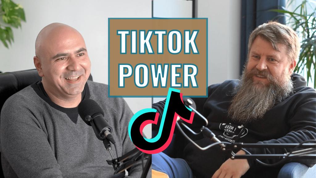 TikTok Power Fenster Café
