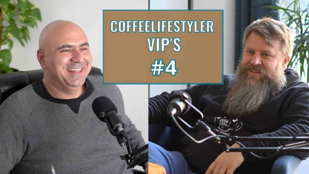 Coffeelifestyler VIP's Show #4 Sasha Iamkovy Fenster Café